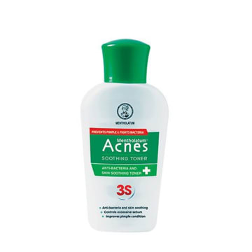 ACNES SOOTHING TONER 90ML (3S Formula )