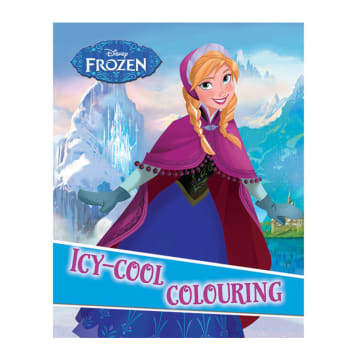 Disney Frozen Icy-Cool Colouring