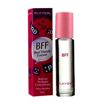 Silkygirl Roll-on Perfume Concentrate (BFF 9ml)