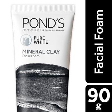 POND'S Pure White Clay Foam (90g)