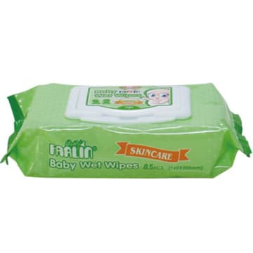 Farlin Baby Wet Wipes (skincare) 85 pcs - DT-006D