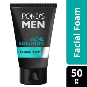 POND'S Men AcneSolution Facial Foam (50g)