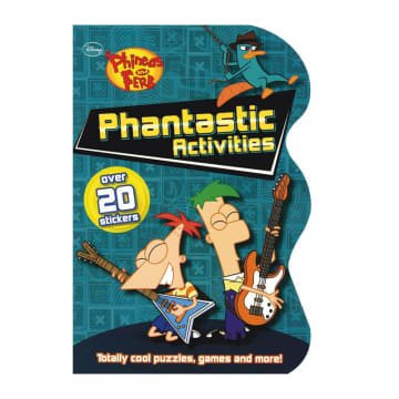 Disney Phineas and Ferb: Phantastic Activities