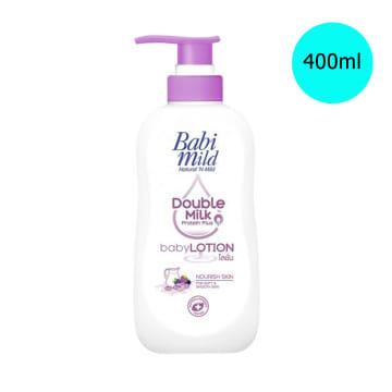 Double Milk  Protein Plus Lotion ( 400 ml )