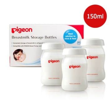 Pigeon Breast Milk Storage Bottle