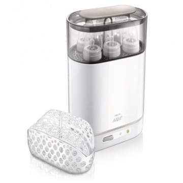 Philips AVENT 4-in-1 Electric Steam Sterilizer - SCF-286/02