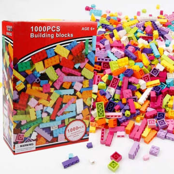 Building Block (1000pcs) - 6 Years+
