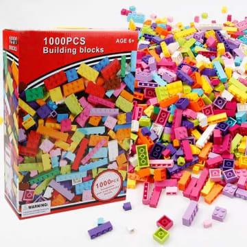 Building Block (1000pcs) - 6 Years+