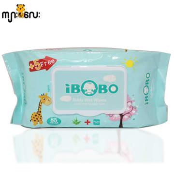 iBOBO Baby Wet Wipes 85Pcs