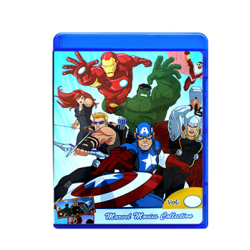 Marvel Cartoon Collect