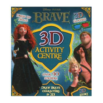 Disney Pixar Brave 3D Activity Centre
