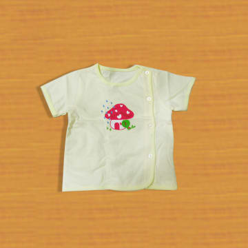 Baby Mammy BS Printed Color T-Shirt Size-3 (3-6 M)