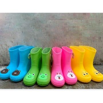 Baby Rain Boot (Pink)