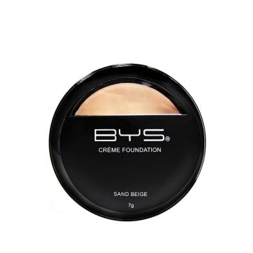 BYS Crème Foundation (Sand Beige) - 7g