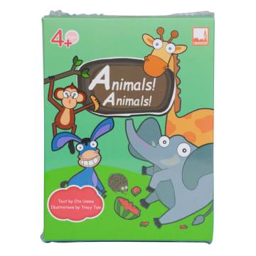 Animals Flash Card