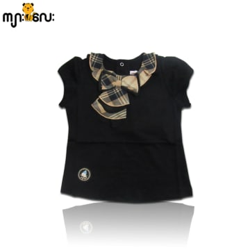 Girl Shirt (Black)