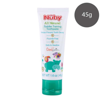 Nuby - Toddler Training Toothpaste