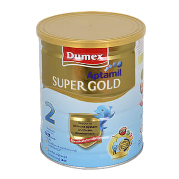Dumex Super Gold Step-2 (800g)