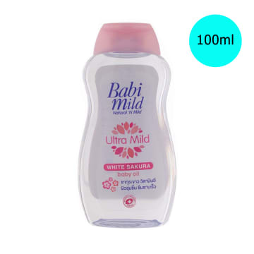 Babi Mild-Oil White Sakura (100 ml )
