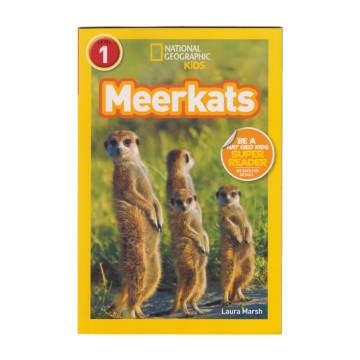 National Geographic Kids Meerkats (level 1)
