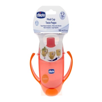 Chicco Meal Cup 12m+ (Orange)