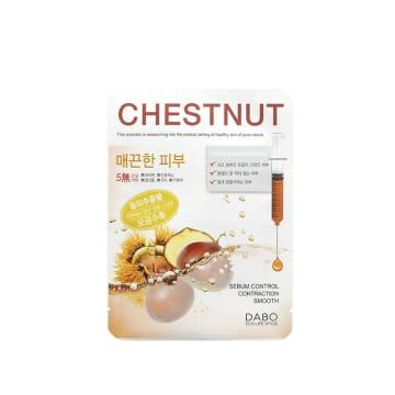 DABO Chestnut Mask (23g)