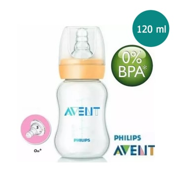 STD Neck Bottle 120ML/4OZ SIN - SCF970/17