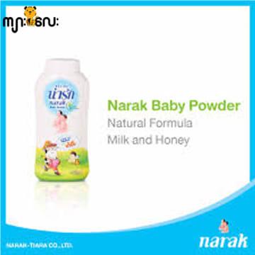 Narak Baby Pownder Milk and Honey45g