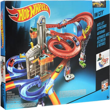 Hot Wheels auto lift Speedway