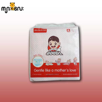 Good One (Baby Tape Diaper XL 22 Pcs/Above 13kg)
