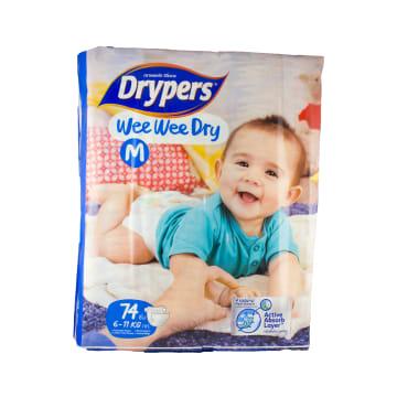 Drypers WWD M (74s) G9