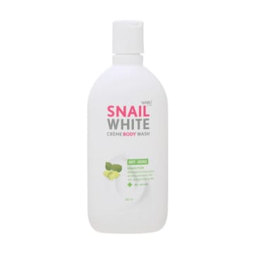 Namu Life SnailWhite Cream Body Wash Anti-aging 200 ml