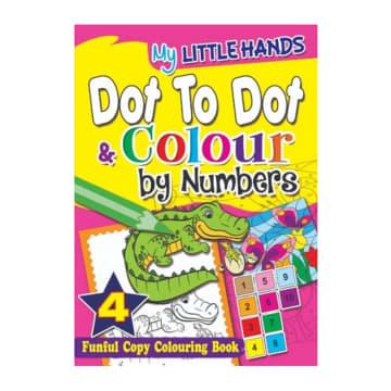 Funful Copy Colouring Book 4