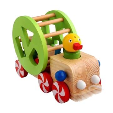 Pulling Duck Car