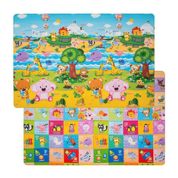 Comflor Play Mat- Pingko Friends (L)