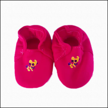 Cute Baby -Soft Shoes-(3-6M)