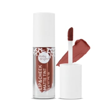 Baby Bright - Lip & Cheek Matte Tint#18Dry Rose