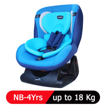 Evenflo - Erta+ Car Seat - Sea Blue  (CS806-E7BE)