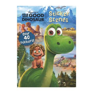 Disney Pixar the Good Dinosaur Sticker Scenes (Paperback)