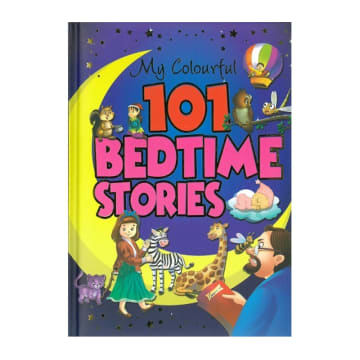 My Colourful 101 Bedtime Stories