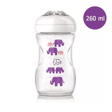 Philips Avent Natural Feeding Bottle  260ml/9oz - SCF-628/17