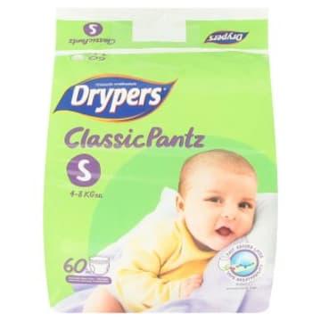 Drypers Classicpantz S (60s) G1