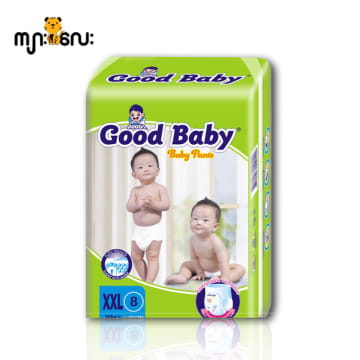 Good Baby (Baby Pants XXL 8 Pcs/Above 16kg)