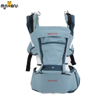 BothBaby Hip Seat (Blue Sky)