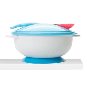 Kit Bowl with Cover + Thermal Scoop
