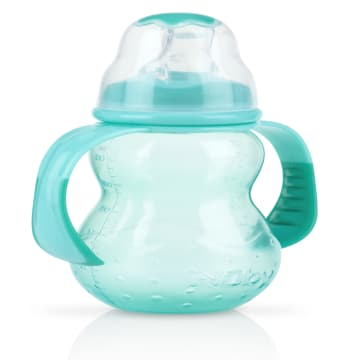 Nuby - Standard Neck PP Bottle (210ml)