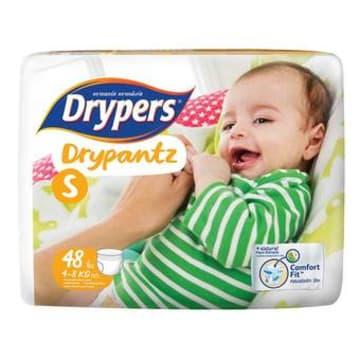 Drypers Drypantz S (48s) G5