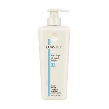 EUAVDO 02 Water Collagen Anti-Dandruff Shampoo 600ml