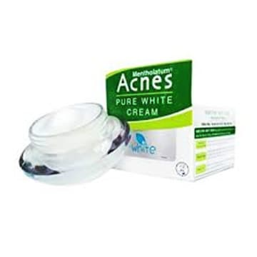 ACNES PURE WHITE CREAM 50G