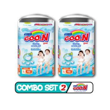 Goo.N Pants - L .46 Pcs ( Combo Set 2)
